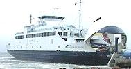 De ansatte på Bastøfergen, organisert i Sjømannsforbundet, streiker også.