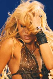Er Shakiras album
