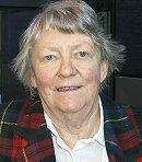 Pensjonert bibliotekar Kirsten Berg Welhaven.