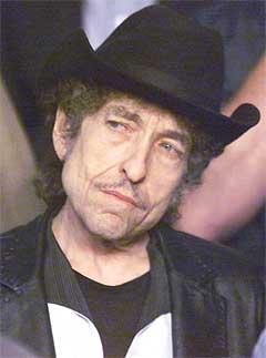 """Nåtidens konserter med Dylan har et sterkt """"greatest hits""""-preg (AP Photo/Jeff Zelevansky, File)."""