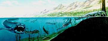 (Ill: Paleontologisk Museum på Tøyen)