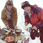 Ronny Finsås og Lars Barmen