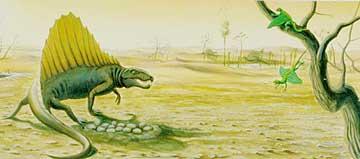 (Ill: Paleontologisk Museum på Tøyen i Oslo)
