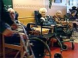 Det er dårlige rutiner i eldreomsorgen i Hjartdal. Ill.foto