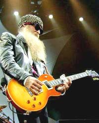 Billy Gibbons og ZZ Top blir hyllet på ny country-plate.