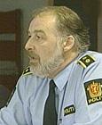 Kriminalsjef Øyvind Sveistrup.