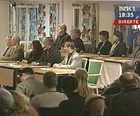 Fagdommerne godtok juryens kjennelse. (Foto: NRK)