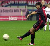 Rui Costa er blitt byttet ut i sju av Milans åtte mesterliga-kamper.