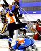 Tor arne hetland vant OL-gull i sprint, og må sammen med resten av de norske avgi blodprøve.