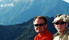 "I fjor var Per Christian Ellefsen og Petter Næss sammen i Hollywood da ""Elling"" var nominert til beste fremmedspråkelige film"