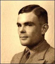 Alan Turing (foto: The Turing Archives)