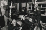 Færre musikere i studio, skitnere sound, lover Lasarus
