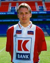 Ole Bjørn Sundgot scoret Lyns første mål.