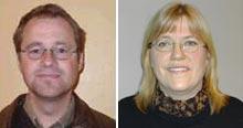 Jostein Hertwig og Frøydis Lindaas