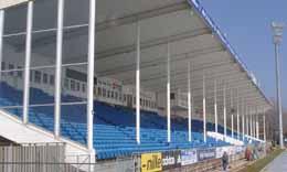 Tilskuerne på Odd stadion oppførte seg ikke eksemplarisk søndag.