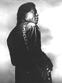 Buddy Guy er den største stjernen på årets utgave av Notodden Blues Festival.