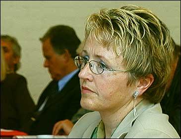 Liv Signe Navarsete vi ta saka til Stortinget.