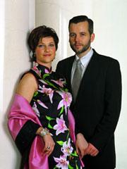 Bryllupet mellom prinsesse Märtha Louise og Ari Behn følges nøye av radioen - NRK P1. (Foto: Sturlason/Scanpix)