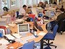 STREIKEFARE: Det blir stille i norske avisredasksjoner dersom det blir journaliststreik.