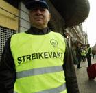 STREIK: Per i dag er 3762 medlemmer på 108 hoteller og restauranter i streik.