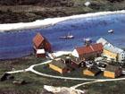 Kjerringøy, et populært sted for turister.
