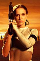 Natalie Portman - aktuell i den nye Star Wars-filmen og aktuell i Nitimens filmportrett.
