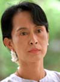 BURMA: Myndighetene nekter å si hvor lenge Aung San Suu Kyi skal sitte i varetekt.