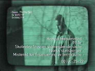 Hamsa Mohammed ble i fjor fengslet og mistenkt for å ha finansiert terroranslaget 11. september