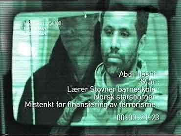 Abdi Hashi ble i fjor fengslet og mistenkt for å ha finansiert terroranslaget 11. september.