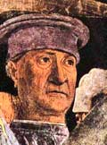 Christian 1. Andrea Mantegna, Kunstakademiets billedsamling