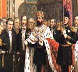 Carl XV krones i 1860