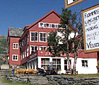 Gamle Turtagrø Hotell.