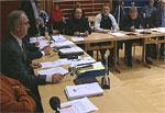 Vardø-politikerne da de gikk fra sine verv
