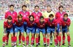 Sør-Koreas VM-helter