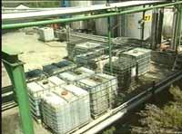 I dag er det full aktivitet hos Petro Oil i Kragerø. Ledelsen frykter for bedriften.
