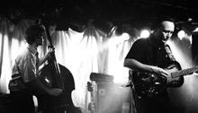 Yahoband spelar både amerikansk og europeisk roots-musikk