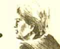 Gry Hoseins mor Liv Østensen vitnet i dag i Agder lagmannsrett. Tegning:Elin Fagerthun