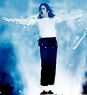 Michael Jackson vil ikke likne på faren sin.