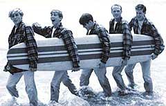 Beach Boys er artister på søndag i NRK P1 13. juli.