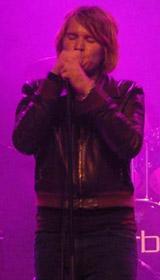 Paul Tolstrup (vokal) utgjør Corbin med Jarle Hvidsten (bass), Andreas Eide (gitar) og Lasse Thorsen (slagverk).