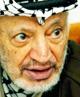Yasir Arafat (Foto: Reuters/Scanpix).