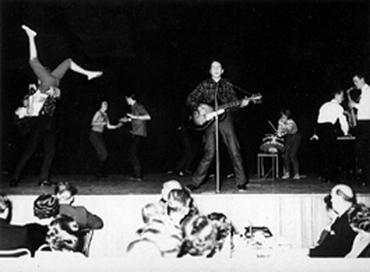 Alf som rocke-sangar, 1958