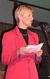 Kulturministeren skal opna poesifestivalen i Hardanger