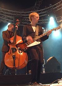 Etter turnéslutt i høst setter Kaizers av tid til å spille inn ny plate (foto: Jørn Gjersøe).