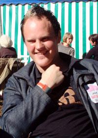 Martin Horntvedt i Jaga Jazzist tror musikerne selv vil prøve å redde Blå, Foto: NRK