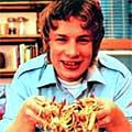 Jamie Oliver – mat-og musikkekspert.