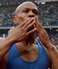 Maurice Green var fornøyd med å vinne igjen (Foto: Reuters/Lhospice)