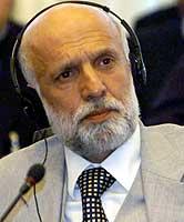 Visepresident Haji Abdul Qadir. Bilde: Wolfgang Rattay, Reuters