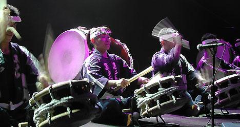 Tradisjonsmusikk med lange røtter. Foto: Arne K. Gansmo.