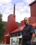Driftsleder i Hallingdal Renovasjon AS, Birger Sorteberg.